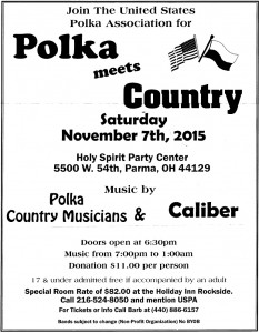 Polka Meets Country